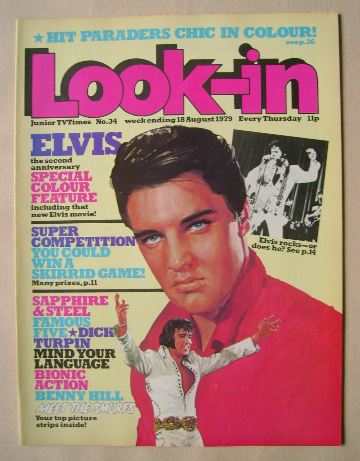<!--1979-08-18-->Look In magazine - 18 August 1979