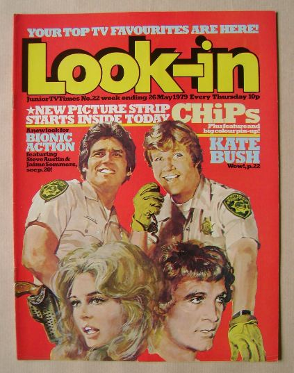 <!--1979-05-26-->Look In magazine - 26 May 1979