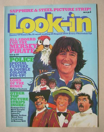 <!--1979-08-25-->Look In magazine - 25 August 1979