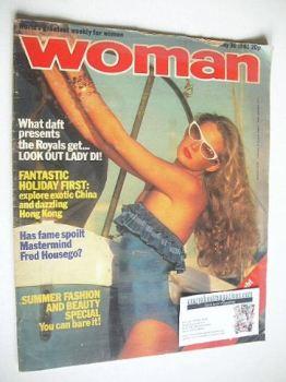 Woman magazine (30 May 1981)