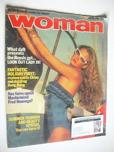 <!--1981-05-30-->Woman magazine (30 May 1981)