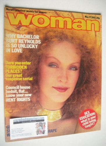 <!--1981-05-09-->Woman magazine (9 May 1981)