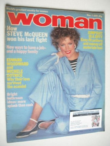 <!--1981-05-02-->Woman magazine (2 May 1981)