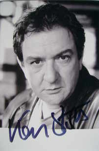 Ken Stott autograph