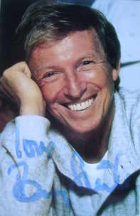 Tommy Steele autograph