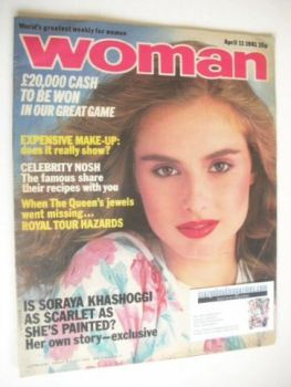 Woman magazine (11 April 1981)