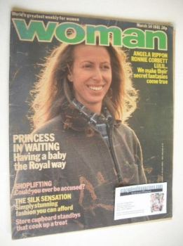 Woman magazine (14 March 1981)
