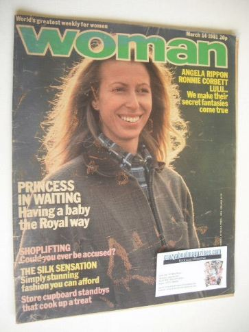 <!--1981-03-14-->Woman magazine (14 March 1981)