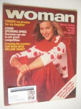 Woman magazine (14 February 1981)