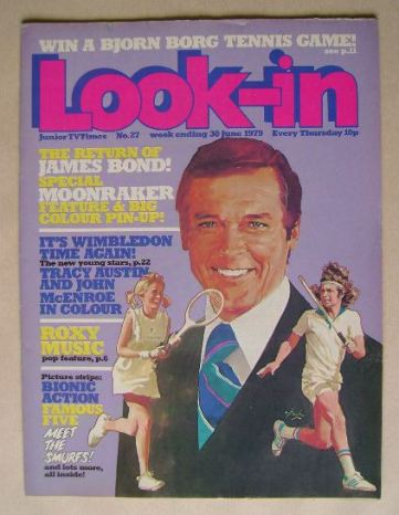 <!--1979-06-30-->Look In magazine - 30 June 1979