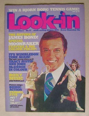 <!--1979-06-30-->Look In magazine - 30 June 1979