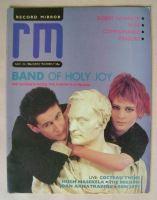 <!--1986-11-29-->Record Mirror magazine - 29 November 1986