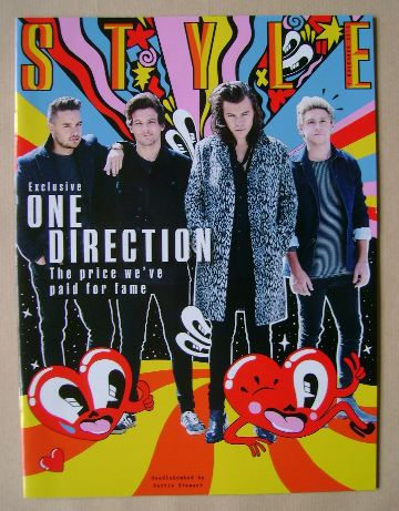 <!--2015-11-01-->Style magazine - One Direction cover (1 November 2015)
