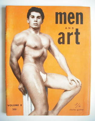 Men and Art magazine / booklet (1958)