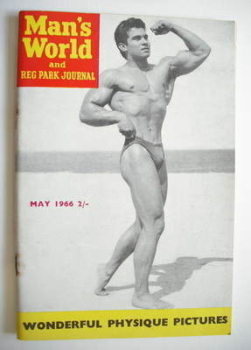 Man's World magazine / booklet (May 1966)