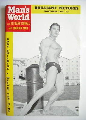 Man's World magazine / booklet (November 1964)