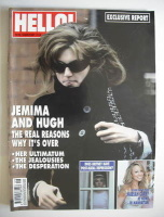 <!--2007-03-06-->Hello! magazine - Jemima Khan cover (6 March 2007 - Issue 959)
