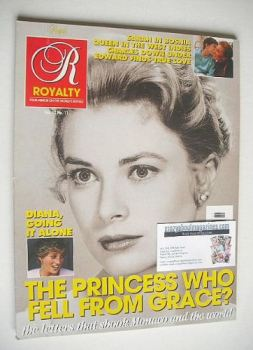 Royalty Monthly magazine - Princess Grace cover (June 1994, Vol.12 No.11)