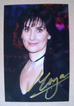 Enya autograph