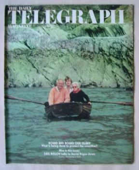 The Daily Telegraph magazine - Island cover (3 October 1975)