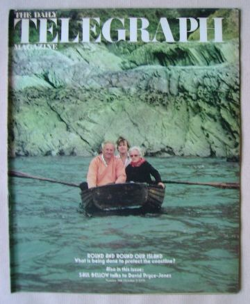 <!--1975-10-03-->The Daily Telegraph magazine - 3 October 1975