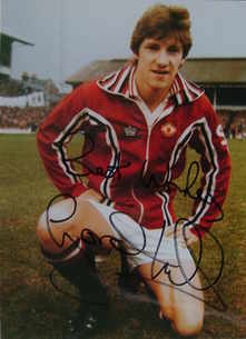 Gordon Hill autograph
