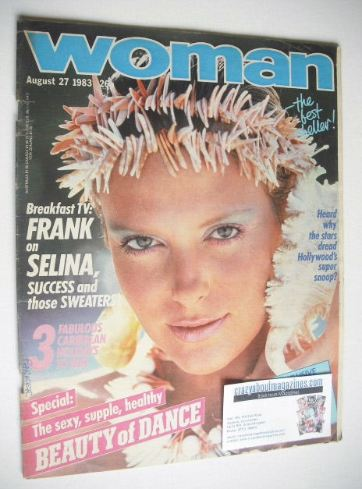 <!--1983-08-27-->Woman magazine (27 August 1983)