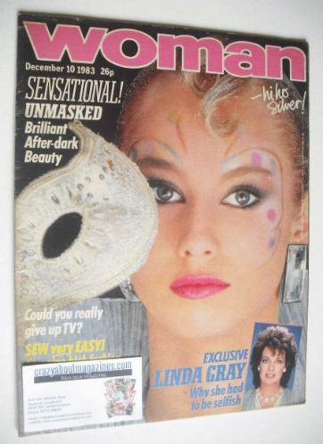 <!--1983-12-10-->Woman magazine (10 December 1983)