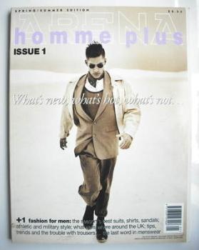 Arena Homme Plus magazine (Spring/Summer 1994 - Issue 1)