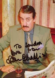John Challis autograph