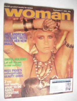 Woman magazine (5 September 1981)