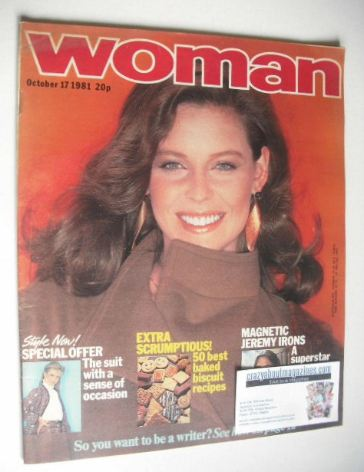 <!--1981-10-17-->Woman magazine (17 October 1981)