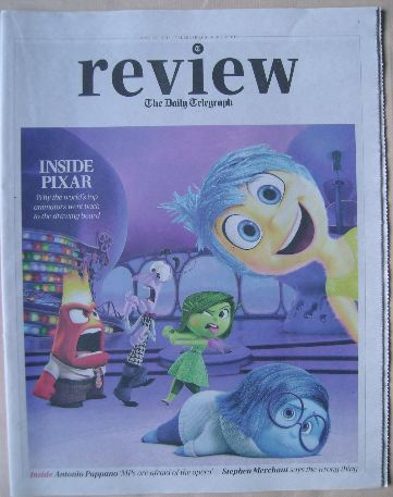 The Daily Telegraph Review newspaper supplement - 27 June 2015