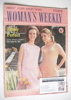 <!--1967-08-05-->Woman's Weekly magazine (5 August 1967)