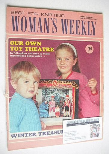 <!--1967-12-16-->Woman's Weekly magazine (16 December 1967)