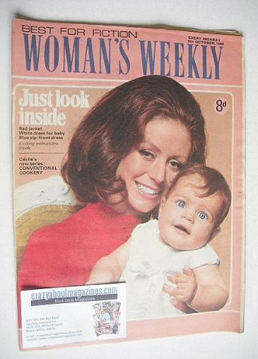 <!--1968-10-05-->Woman's Weekly magazine (5 October 1968)