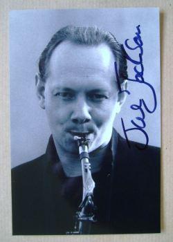 Joe Jackson autograph