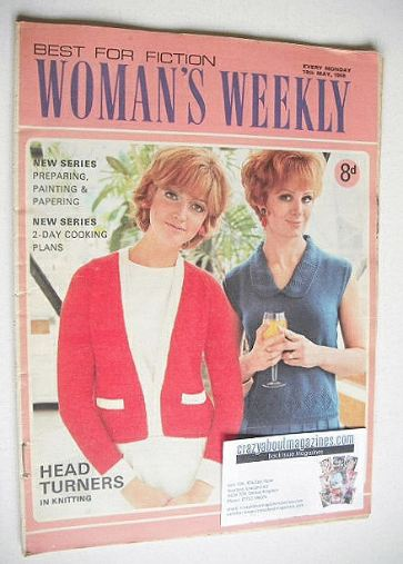 <!--1968-05-18-->Woman's Weekly magazine (18 May 1968)