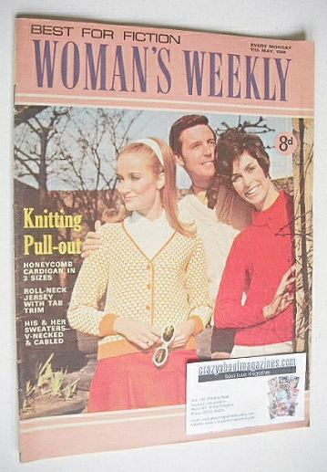 <!--1968-05-11-->Woman's Weekly magazine (11 May 1968)