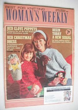 Woman's Weekly magazine (2 December 1967)