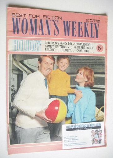 <!--1967-07-29-->Woman's Weekly magazine (29 July 1967)