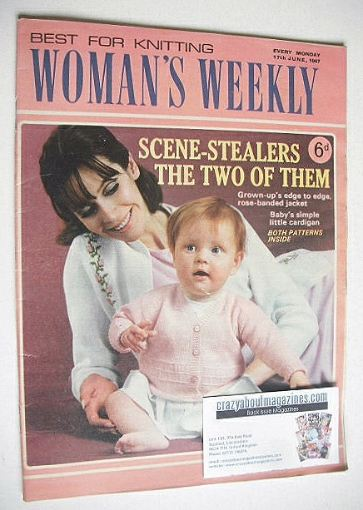<!--1967-06-17-->Woman's Weekly magazine (17 June 1967)