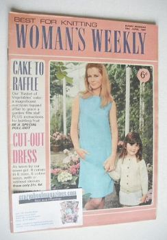 Woman's Weekly magazine (10 June 1967)