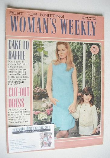 <!--1967-06-10-->Woman's Weekly magazine (10 June 1967)
