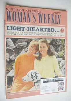 <!--1967-06-03-->Woman's Weekly magazine (3 June 1967)