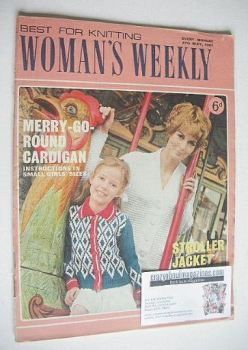 Woman's Weekly magazine (27 May 1967)