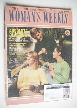 Woman's Weekly magazine (20 May 1967)