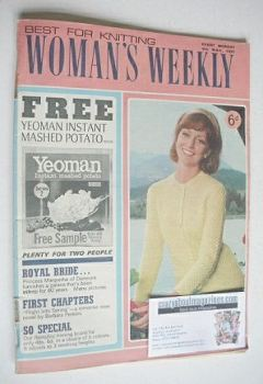 Woman's Weekly magazine (6 May 1967)