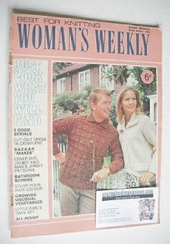 <!--1967-04-22-->Woman's Weekly magazine (22 April 1967)