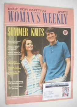 Woman's Weekly magazine (24 June 1967)